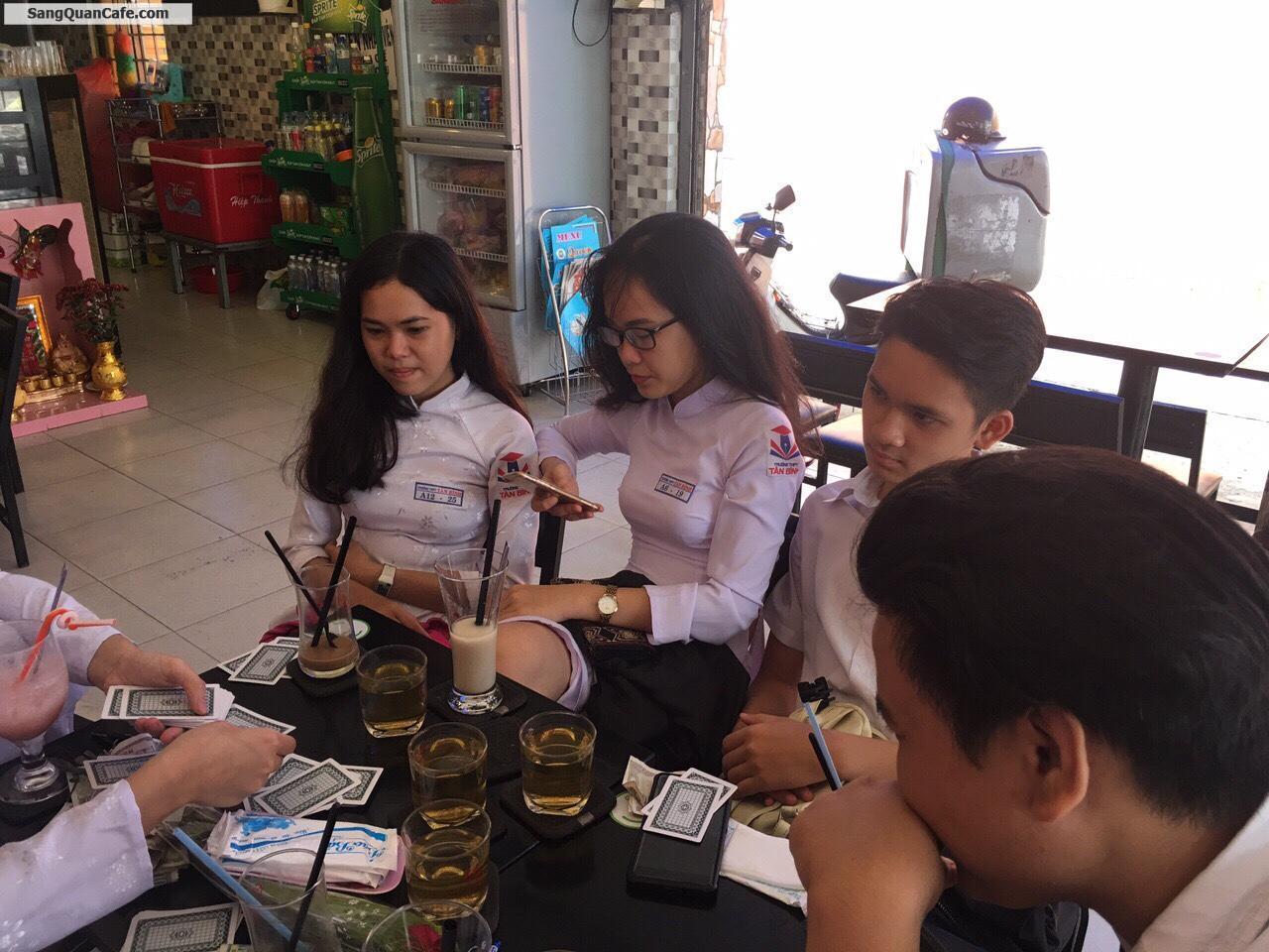 Sang Cafe 2 mặt tiền Đường Lớn Giá Rẻ
