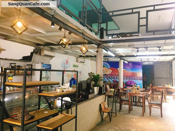 Sang Cafe - Cơm Chay, DT SD 350 m2