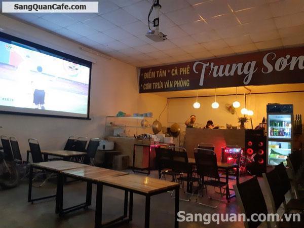 Sang cafe - Cơm văn phòng đang KD đông khách