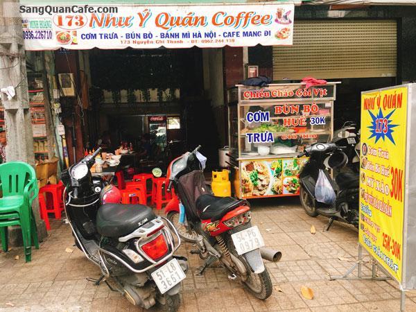 Sang Cafe - Cơm VP  đường nguyễn Chí Thanh