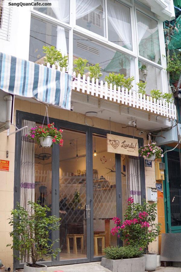 Sang quán cafe SIÊU ĐẸP, phong cách VINTAGE & BOHO, 3 lầu, Q.11, KD ngay