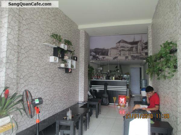 Sang Cafe đường Huỳnh Tấn Phát