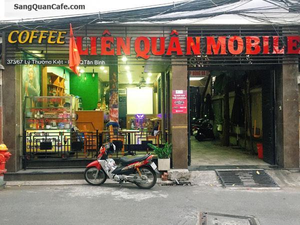 Sang Cafe - Game Liên Quân Mobile Góc 2 MT