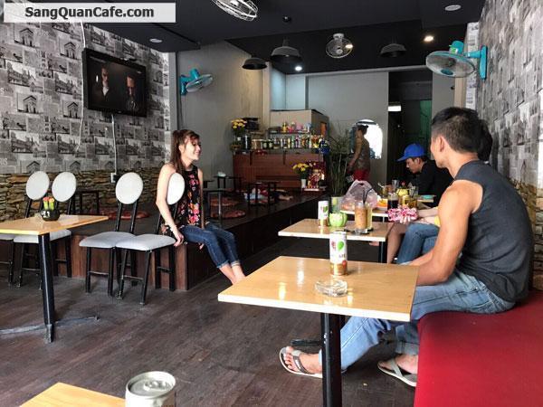 Sang Cafe Ghế Gỗ Có 10 Phòng Trọ