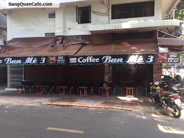 Sang Cafe Ghế Gỗ MT Đường 3/2, Q.11