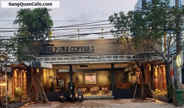 Sang Cafe Ghế Gỗ MB đẹp 13m x 18m