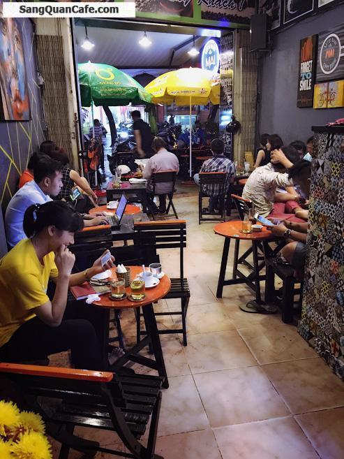 Sang Cafe Ghế Gỗ quận 3