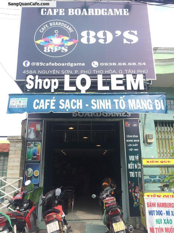 Sang Cafe Giá Rẻ quận Tân Phú