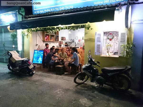 Sang Cafe Giá Rẻ quận Thủ Đức