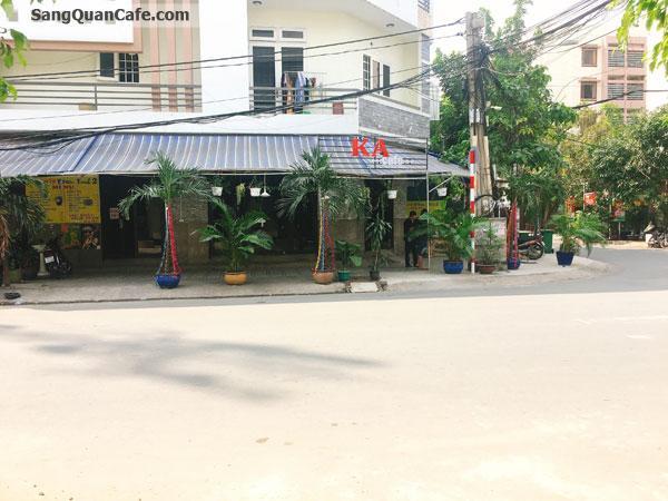 Sang Cafe Góc 2 Mặt tiền (8m x 25m ) MB đẹp đông khách
