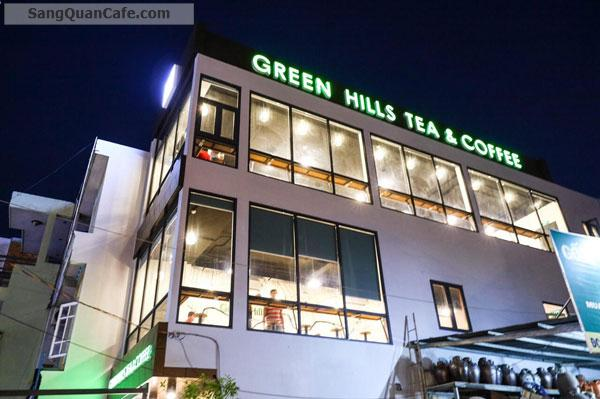 Sang Cafe Góc 2 Mặt Tiền Đuờng Lớn view đẹp