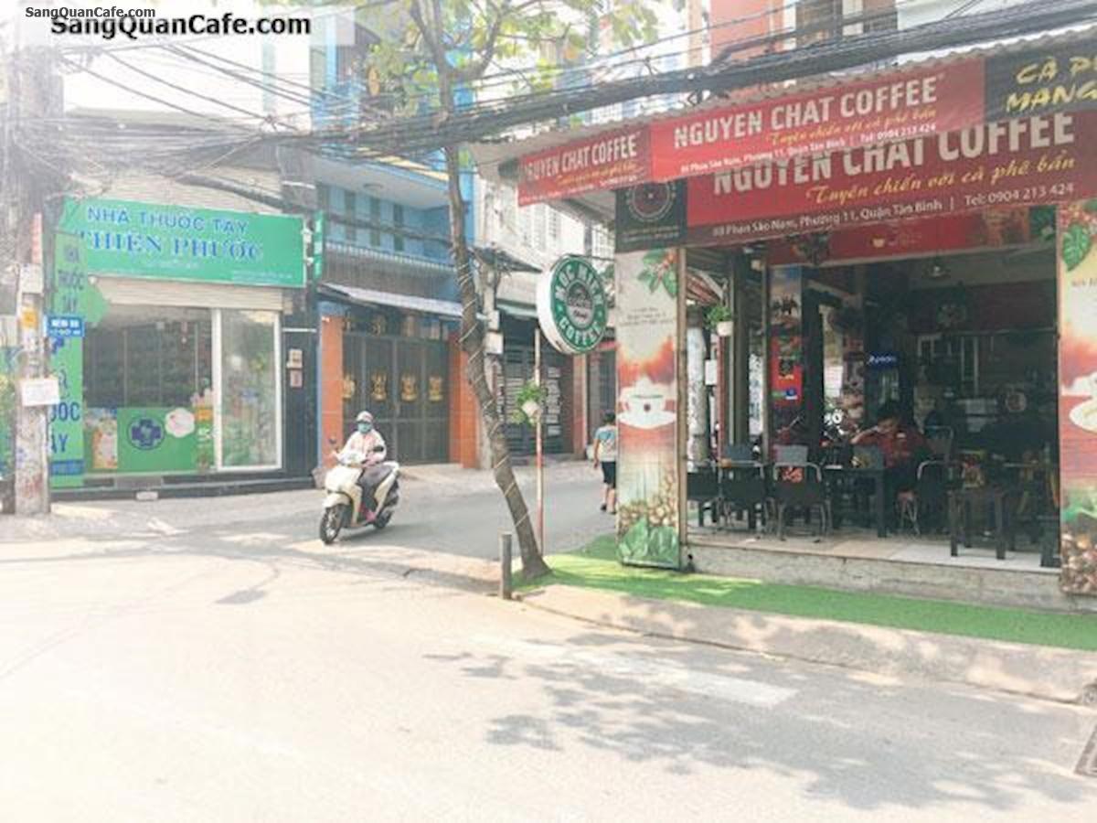 Sang Cafe Góc 2 mặt tiền, giá rẻ