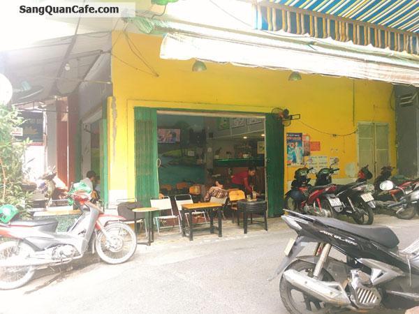 Sang Cafe Góc 2 mặt tiền Khu Sân Bay