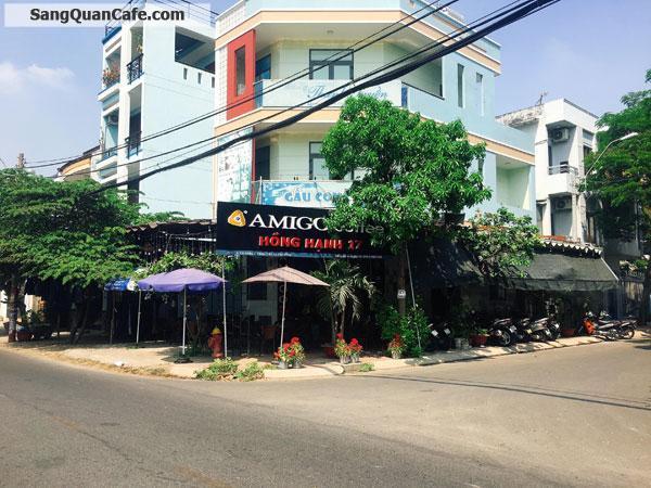 Sang Cafe Góc 2 MT ( 8 x 20 ) , Vỉa hè rộng