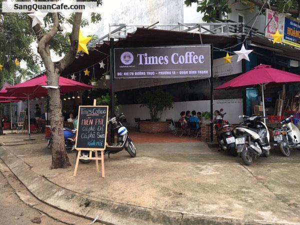 Sang Cafe Góc 2 MT 10 x 28 , Đối diện cổng chính ĐH Văn Lang