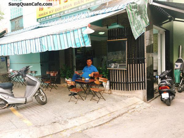 Sang Cafe góc 2 MT đường kênh tân hoá
