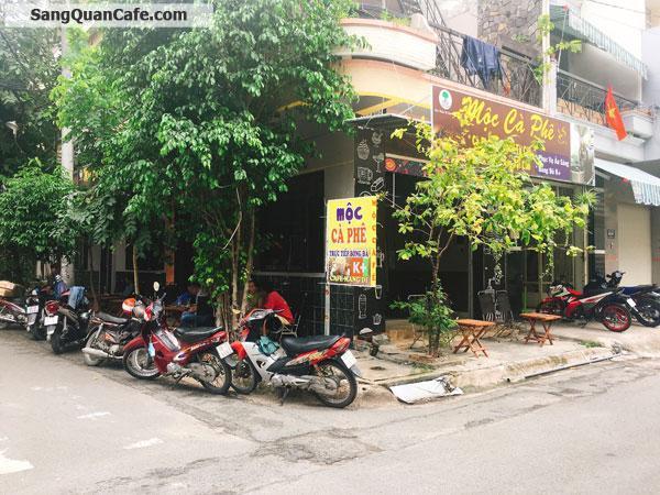 Sang cafe Góc 2 MT, mặt bằng  đẹp 7 x 18