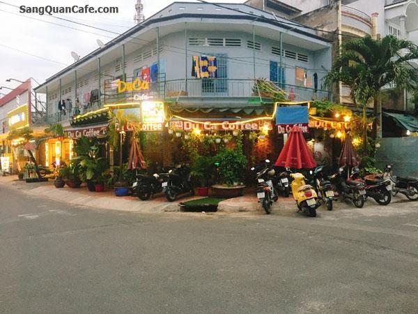 Sang Cafe Góc 2 MT Ngay Ngã Tư ( 15m x 15m )
