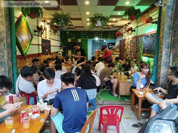 Sang Cafe khu cư xá Bắc Hải quận 10