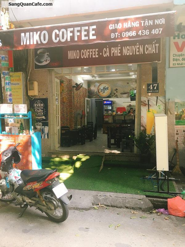 Sang Cafe Khu VP Etown, MB 6tr/tháng