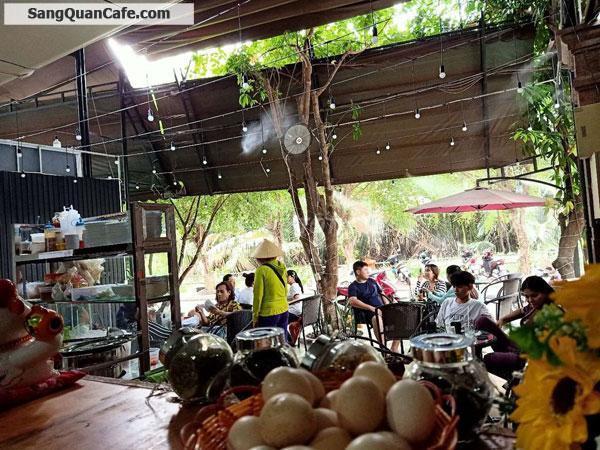 Sang Cafe mặt bằng đẹp giá thuê chỉ 5 tr
