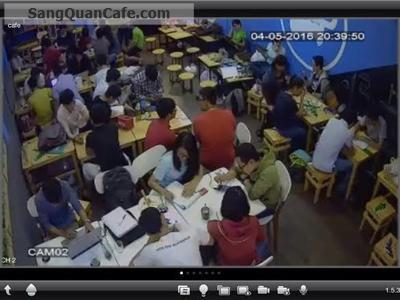 Sang Cafe Máy Lạnh Điểm Tâm Sáng + Cơm Trưa VP Quận 3