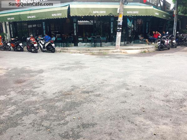 Sang Cafe Máy Lạnh Góc 2 mặt tiền quận Tân Phú