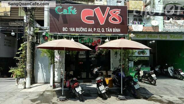 Sang Cafe Máy Lạnh Khu k300 Tân Bình