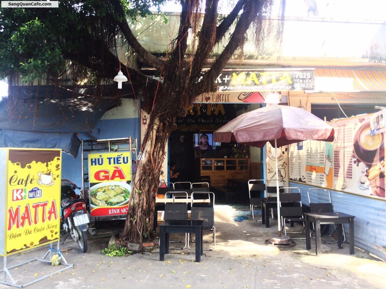 Sang Cafe MB 4 tr / tháng, Góc MT Đường Khu Tên Lửa