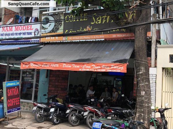 Sang Cafe MB đẹp ( 7m x 10m ), Khu VP , Số 9 Bình Giã , Tân Bình