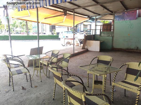 Sang Cafe MB đẹp + Góc 2 MT  Ngay Cổng CC Thái Sơn