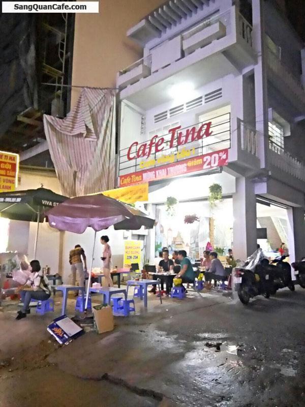 Sang Cafe MB đẹp , Góc 2 MT 839 Lũy Bán Bích , Q.Tân Phú