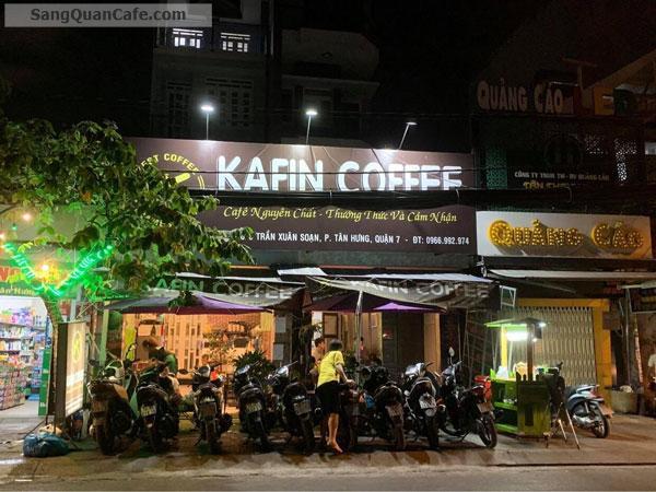 Sang Cafe MB đẹp 7m x 12m , vỉa hè rộng 8m