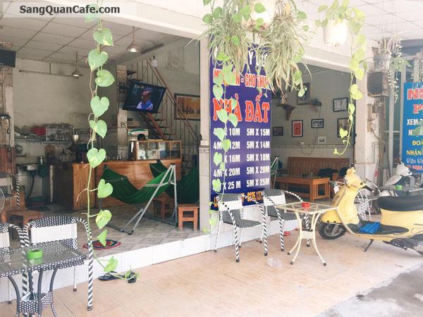 Sang Cafe MB đẹp 8m x 10m, Ngay Ngã Tư