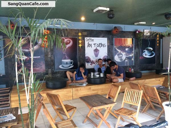 Sang Cafe MB đẹp Góc 2 mặt tiền  Quận 7