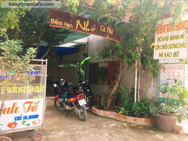 Sang Cafe MB đẹp góc 2 mặt tiền quận 12