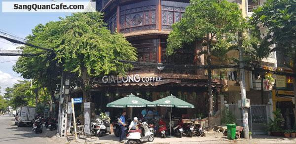 Sang Cafe MB đẹp Góc 2 MT KCX Bình Phú , Q. 6