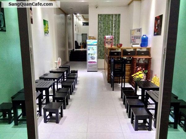Sang Cafe MiLaNo Khu K300 , Ngay Lotte Cộng Hoà