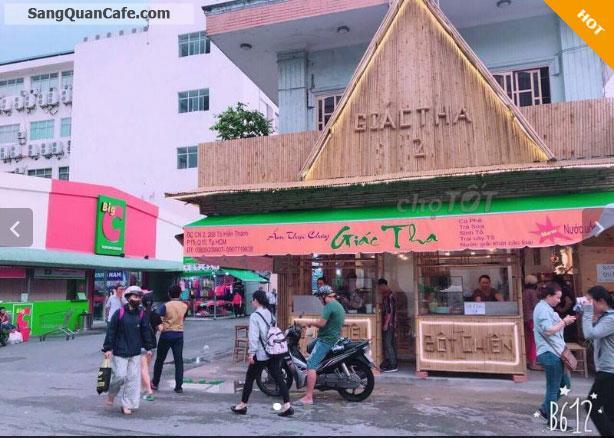 Sang Cafe - Quán Chay ,Góc 2 mặt tiền