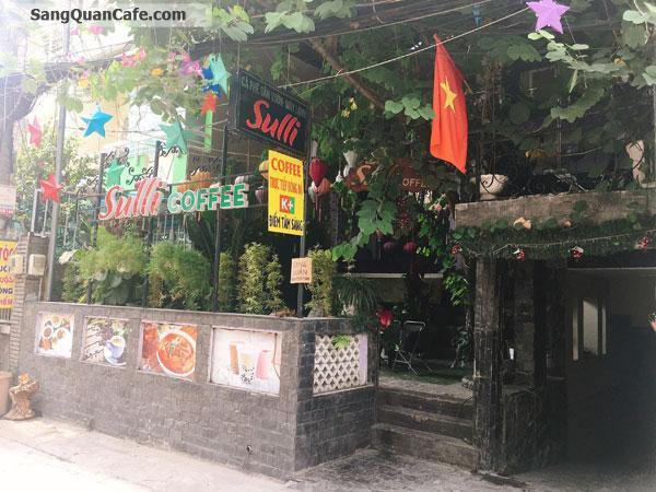 Sang Cafe Sân Vườn- Vila - Máy Lạnh