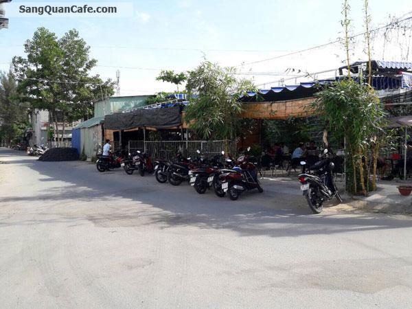 Sang Cafe Sân Vườn Đông Khách Góc 2 MT , Đối Diện CC 4S