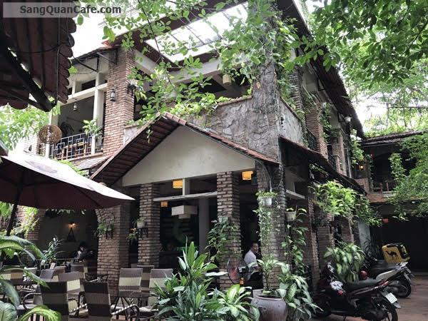 Sang cafe sân vườn DTSD : 600 m2 , Thích Quảng Đức