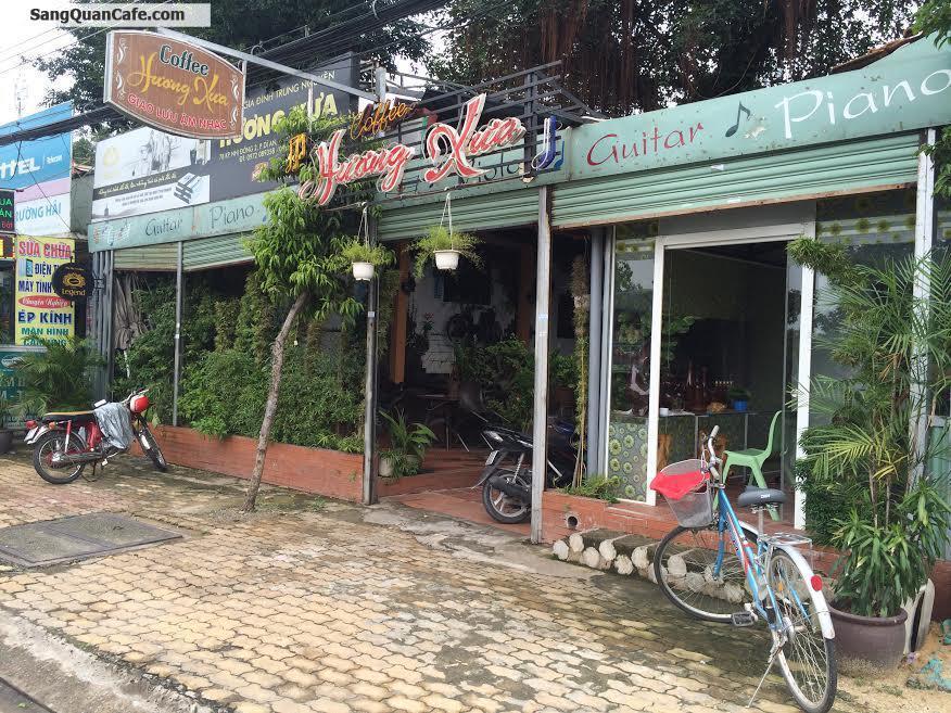 Sang Cafe Sân Vườn - Nhà Gỗ Nhạc Trịnh Bình Dương