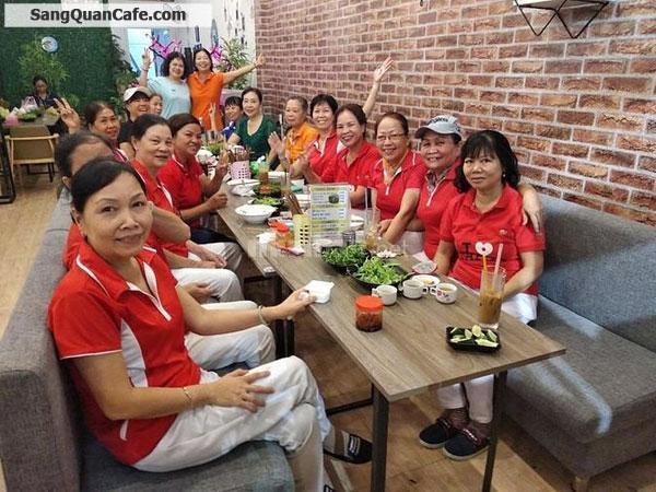 Sang Cafe - Trà Sữa , MB (6 x 25m) , 10tr/ tháng .