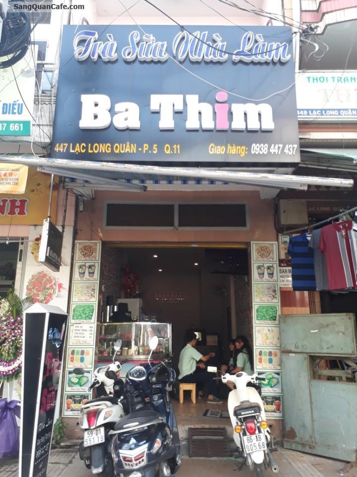 Sang Cafe - Trà Sữa đường Lạc Long Quân