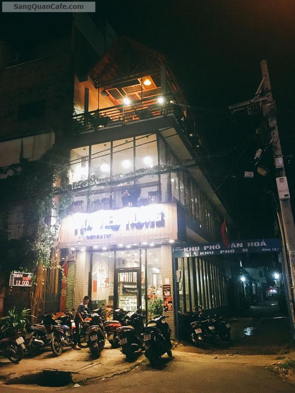 Sang Cafe - Trà Tiên Hưởng , Góc 2 MT Kinh Doanh Sầm Uất