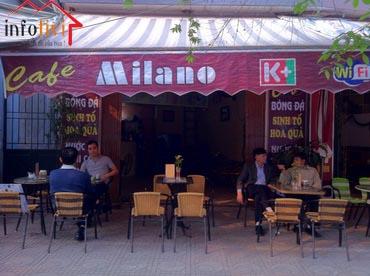 Sang CH cafe mặt phố Đào Tấn nhà số 110, quận Ba Đình, Hà Nội