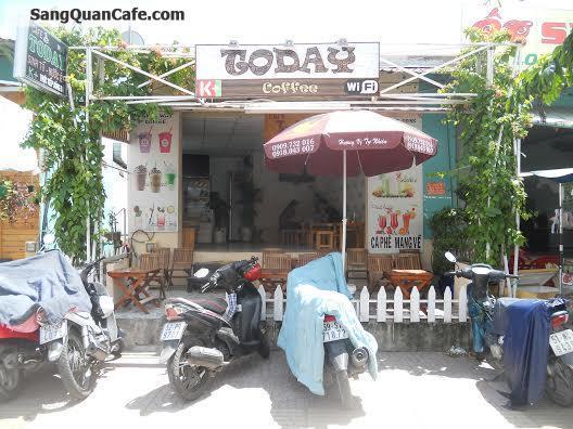 Sang - cho thuê  quán cafe Take away Quận Bình Thạnh