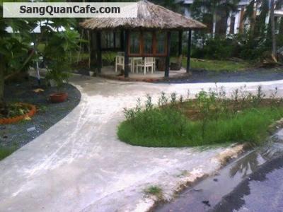 sang/cho thuê khu Nhà Hàng/cafe Đầm Sen đẹp lung linh