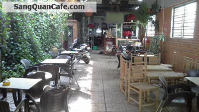 Sang gấp quán cafe Huyện Bình Chánh